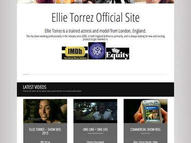 Ellie Torrez Official Site