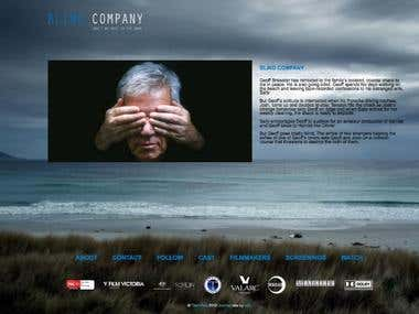 Blind Company Web Site