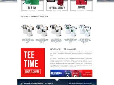 NFL Shop UK NflshopUk.com