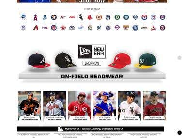 MLB SHOP UK MlbShopUk.com/