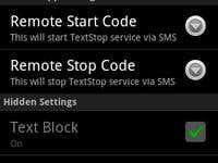 textstop