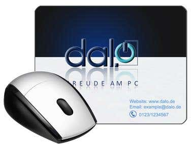 Mouse Pad Design