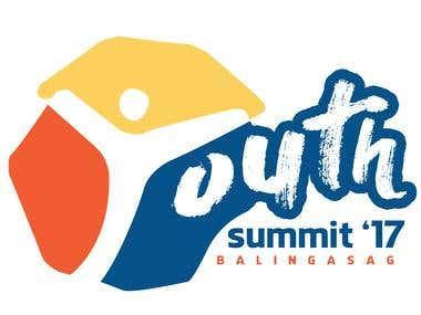 Balingasag Youth Summit 2017 - Event Logo Design