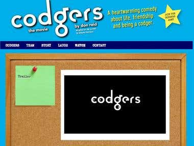 Codgers Web Site