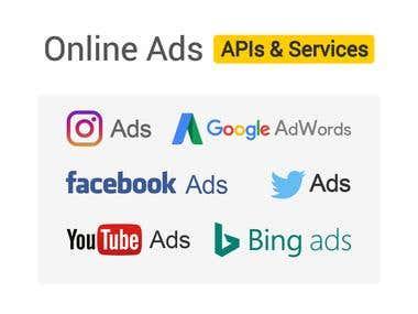 Online Ads APIs & Services