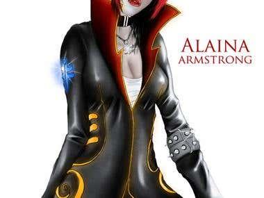 Armstrong Alaina