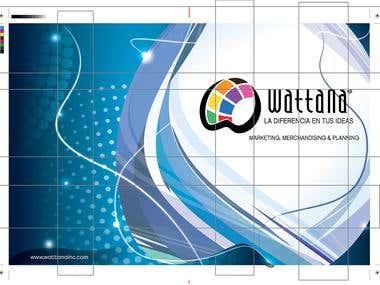 Wattana Logo, más.