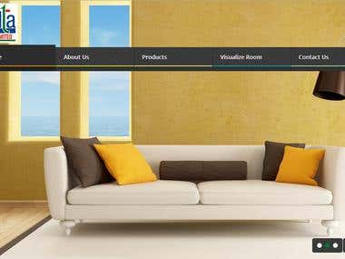 Delta Tiles Ltd. Website