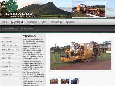 Girdwood Web Site