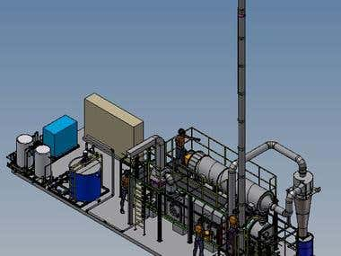 CARBONATOR POWER PLANT PROJECT