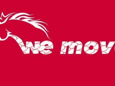 Logo Design - We Move