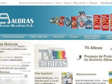Albras Site