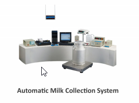 Automatic Milk Collection System (AMCS)