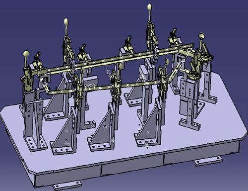 plant layout of tata motors