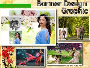 Banner and Graphics Design