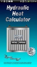Hydraulic Heat Calculator