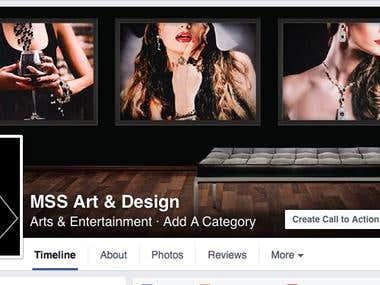Social Media / Facebook Design