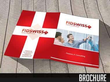 Two Fold Brochure