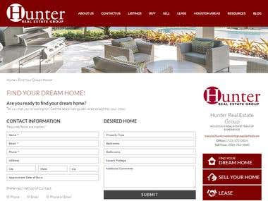 !Hunter REAL ESTATE GROUP!