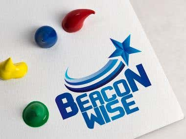 Logo For Beacon Wise