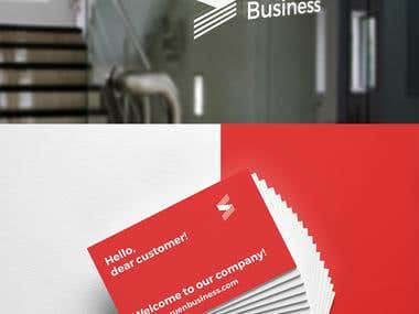 Seruen Business Corporate Identity