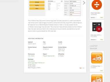 Ultrasonic app