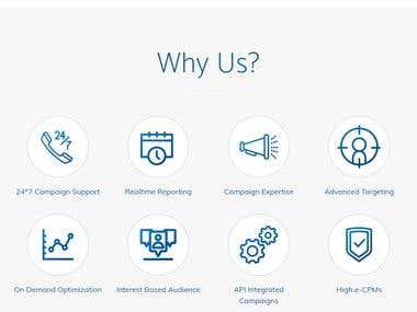 Global media - Advertising agency