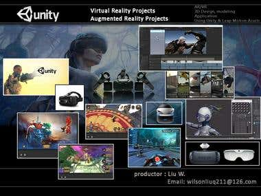 Virtual Reality and Augmented Reality App & Game Development