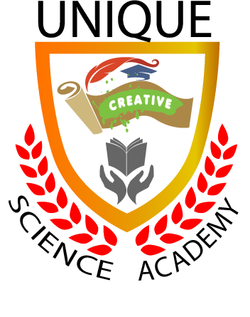 Logo for unique academy