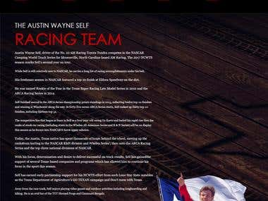 AUSTIN WAYNE SELF OFFICIAL WEBSITE