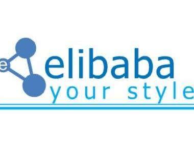 Logo elibaba