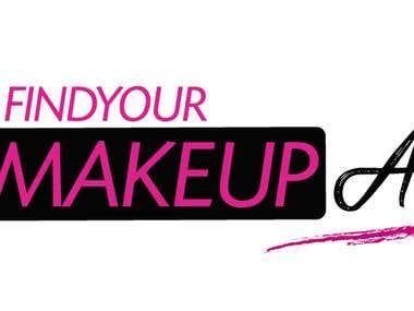 Logo Find Your Makeup Artist