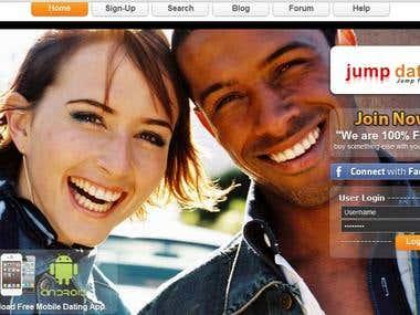 Free Dating Sites - Jumpdates.com