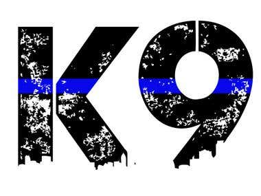 Shirt Design for K9 Training Group in Fargo, ND