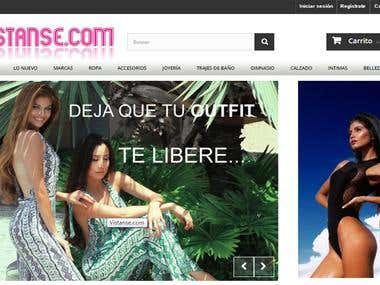 Diseño WEB (www.vistanse.com)