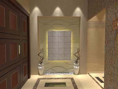 Interior design - in Saudi Arabia