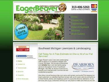 Eagerbeaverlawncare.com