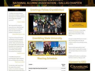 Grambling University - GSU Dallas, US