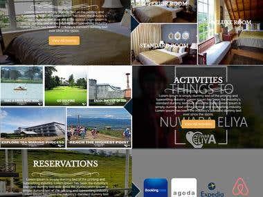 The Tea Garden | Hotel Website