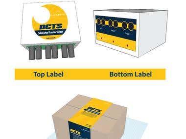 Package Design & Label Design