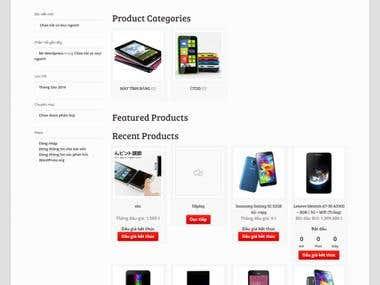 Total Bid eCommerce Website