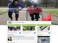 A Fitness Website on Wordpress