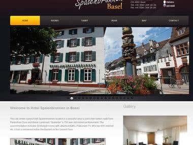 Hotel Spalenbrunnen Basel