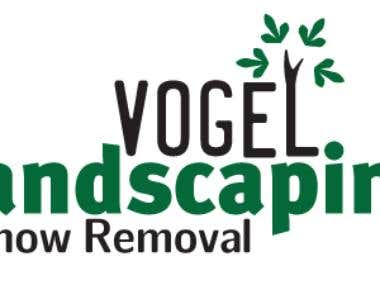 Logo Design for Vogel Landscaping