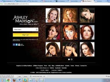 Ashley madson