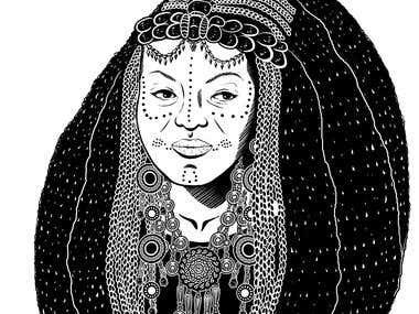 Koko Manvua´s illustration