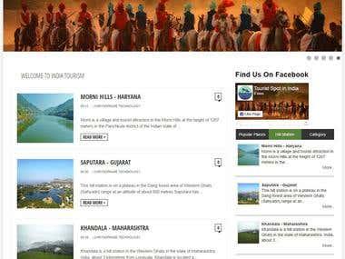 India Tourist Spot Info, IN