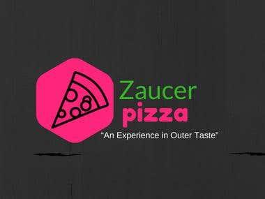 Pizza Shop Logo