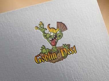 Goblin Nest Logo