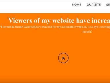 testimony for website Xpert